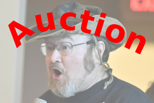 Donate for the Auction